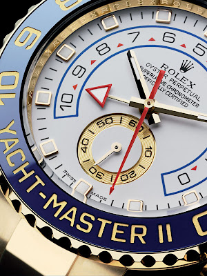 Rolex Yacht-Master II Luxury Watch