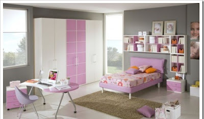 contemporary furniture for girls teen room