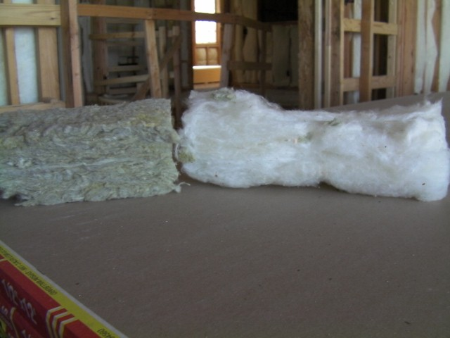 Thewellconnectedhome for Roxul insulation vs fiberglass insulation
