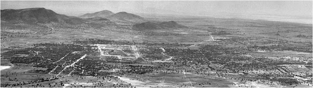 The Teotihuacan Valley in 1961 (by William G. Mather, III)