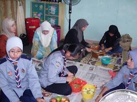 Khidmat masyarakat persatuan pengakap ipgmkbm di Melaka