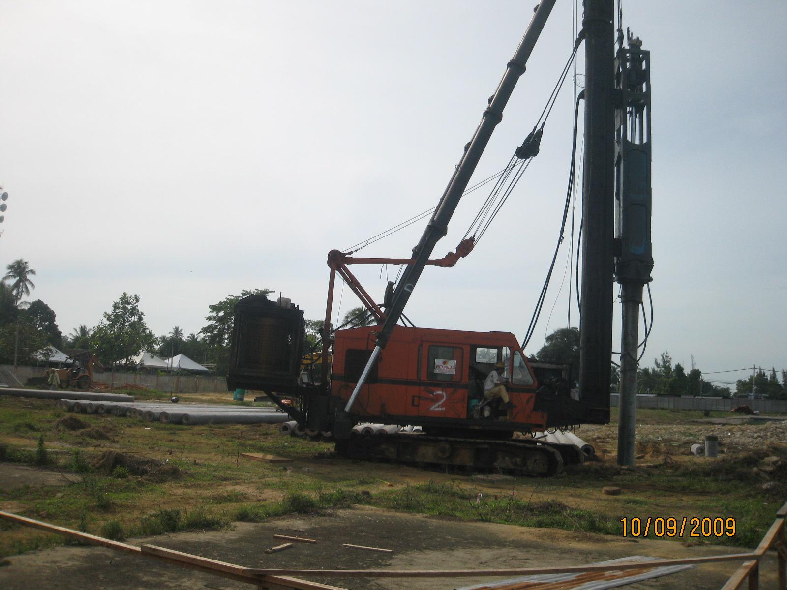 ... Daerah Bachok): Mendirikan Papan tanda Pembinaan& Lain2 Kerja