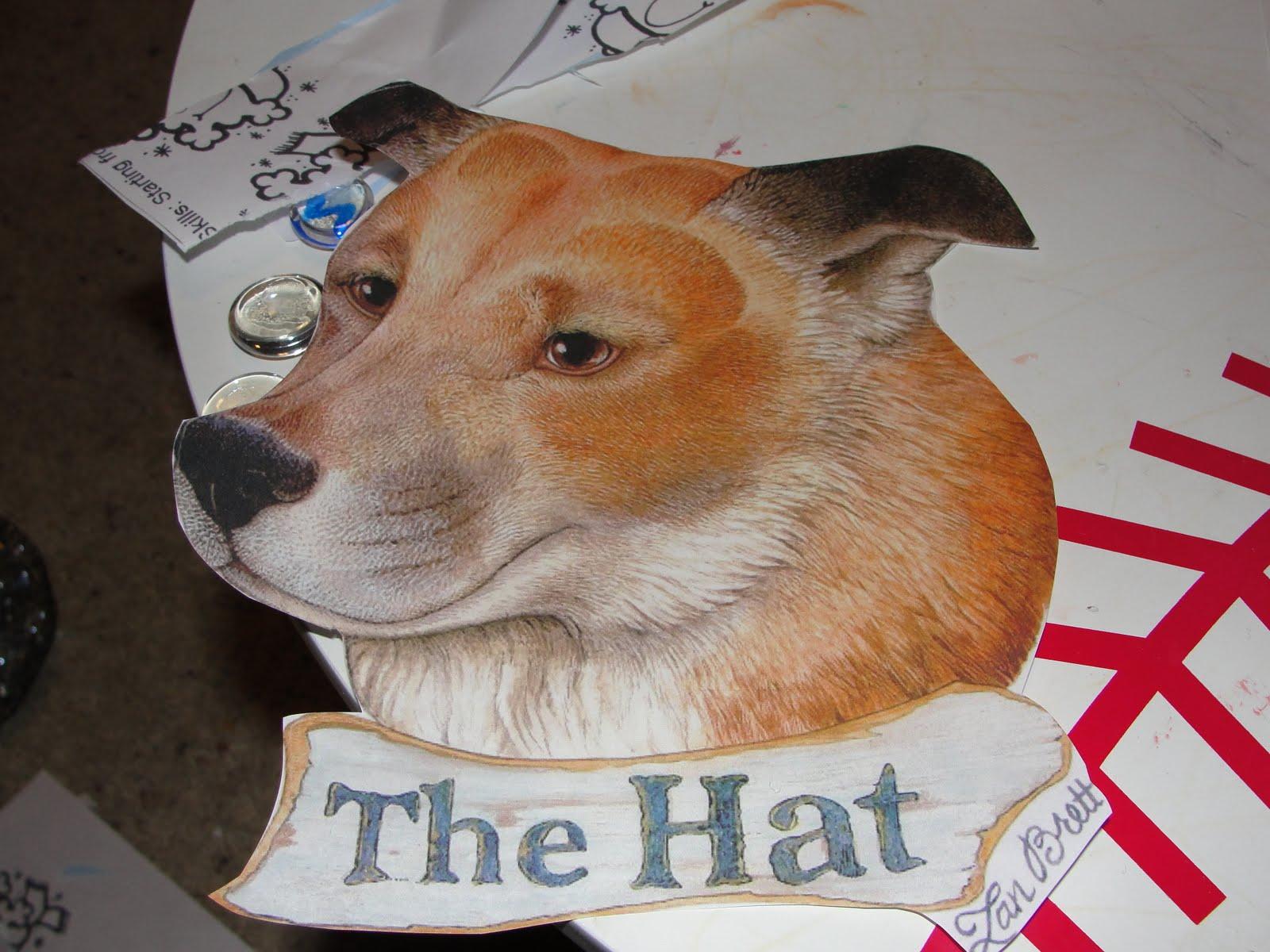 The Hat By Jan Brett Worksheets The hat by jan brett