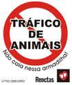 Diga NÃO ao Tráfico de Animais
