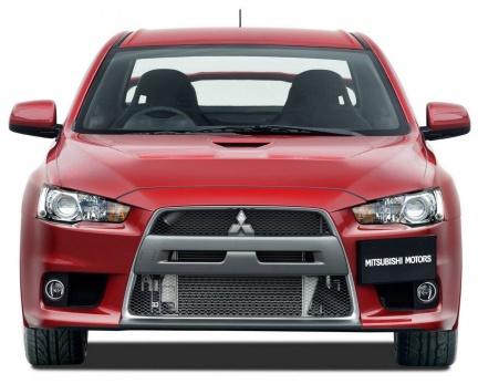 Mitsubishi Evolution X 2011. TUNING MITSUBISHI LANCER EVO X