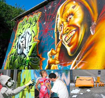 Maker Graffiti Creator