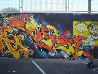 3d Murals Graffiti