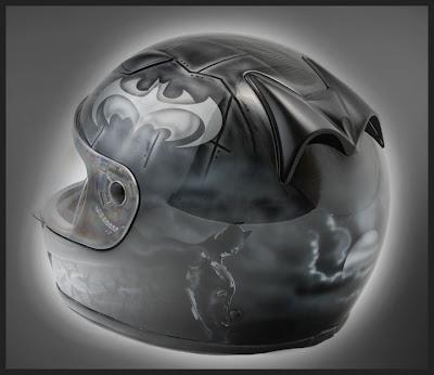 Airbrush Theme Batman