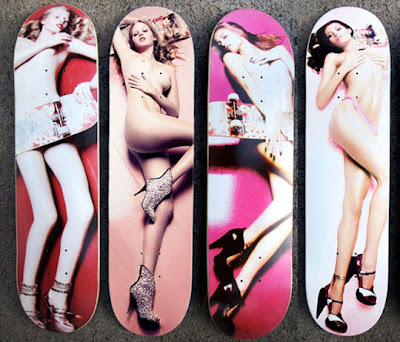 Supermodel Skateboards