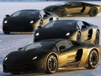 Lamborghini Supercar Jota Murcielago