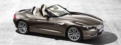 BMW Z4 Roadster Metallic Design