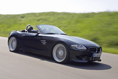 BMW Z4 Roadster Turing Black Design
