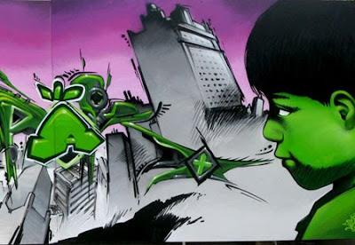 Contest Graffiti Ideas