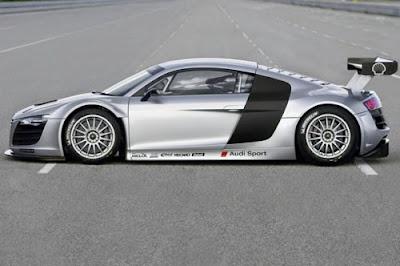 audi r8 gt3 sports car image