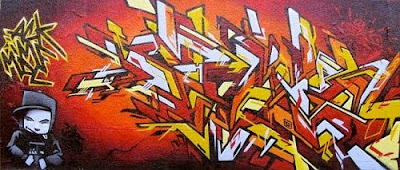New Graffiti Letters 3D