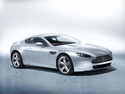 Aston Martin Sport Car 4.3 V8 Vantage Wallpaper