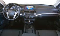 Honda Accord EX V6 Dashboard