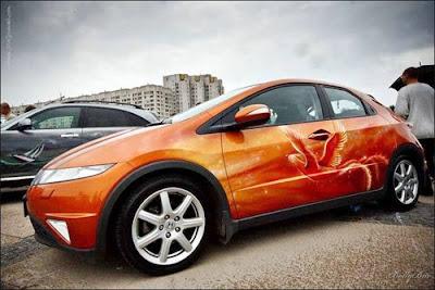 airbrush car 21