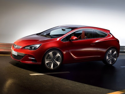 2010 Opel GTC Paris Concept 2