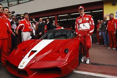 Ferrari Enzo (FXX) Fast Cars