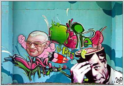 Graffiti Art Letters Alphabet Character