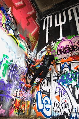 graffiti alphabet street art photography