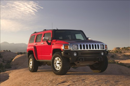 Hummer 2011 Wallpapers. Hummer jeep car red color