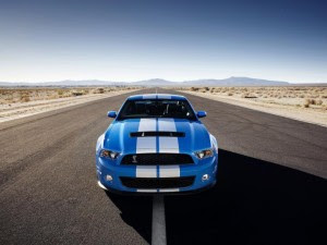 Shelby Mustang GT500 1