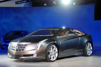 2009 Cadillac Converj Concept Show Car