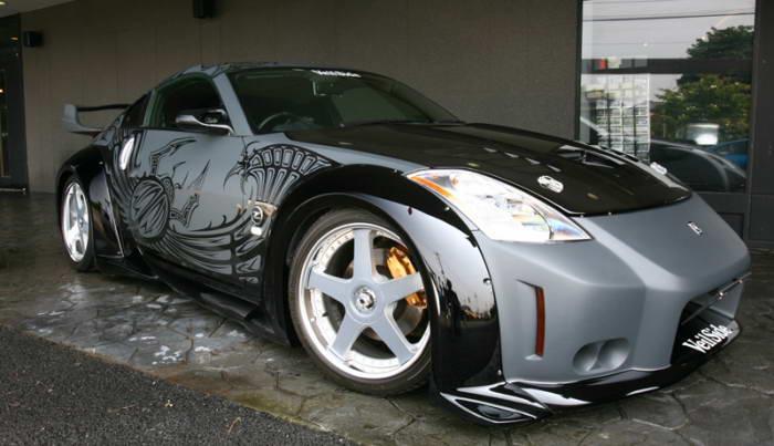 Seguros Nissan 350Z ROADSTER