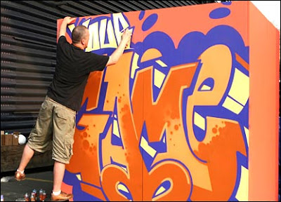 2011 Graffiti Alphabet Wall Artist