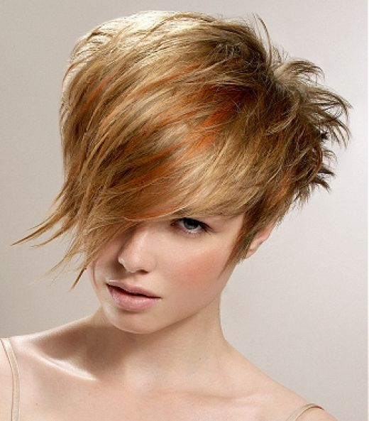 Cute Short Hairstyles for