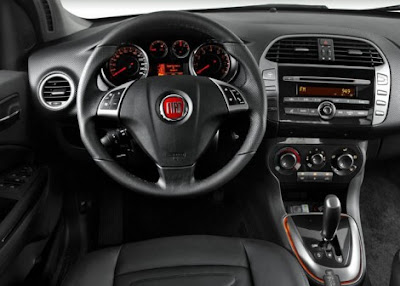 2011 Fiat Bravo Hatch Receives Photography 5