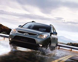 2011 Hyundai Veracruz Review 3
