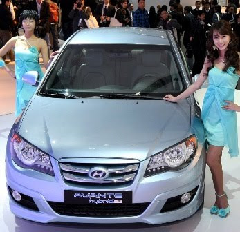 2011 Hyundai Elantra 3
