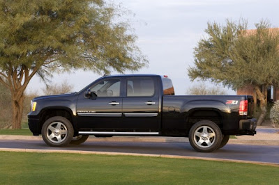 2011 GMC Sierra All Terrain HD Concept 7