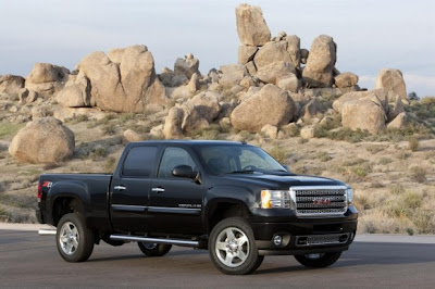 2011 GMC Sierra All Terrain HD Concept 3