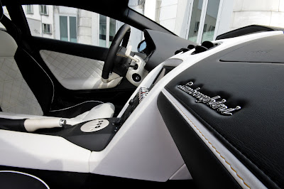 Lamborghini Gallardo Balboni Black Color Edition 6