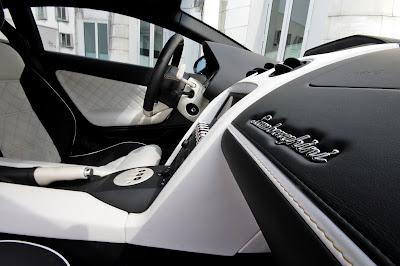 Lamborghini Gallardo Balboni Black Color Edition 6