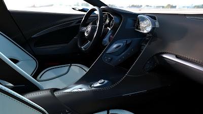 Mazda Shinari Supercar Concept 3