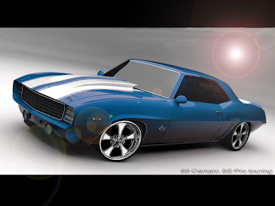 Best Strong Muscle Cars Wallpapers 1