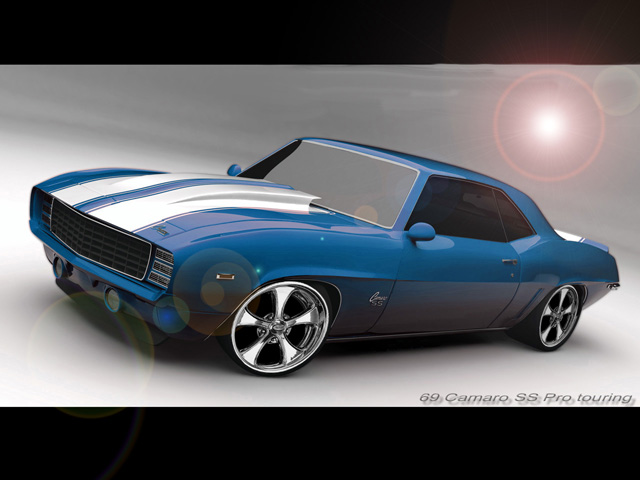 Classic cars muscle cars for Old american cars