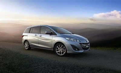 2012 Mazda5 Compact Multi-Activity Car 1