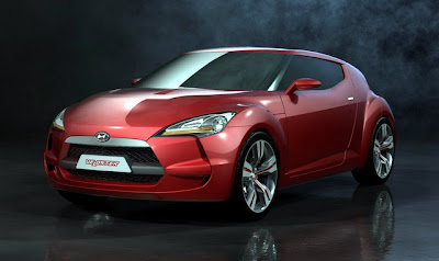 2012 Hyundai Veloster Orange Color Red