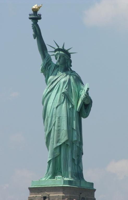 Estátua da Liberdade Estatua-da-liberdade