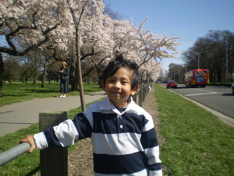 Ramadhan in Spring 08