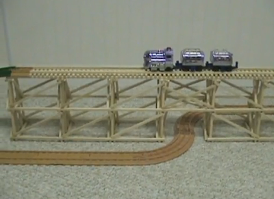 GeoTrax Trestle