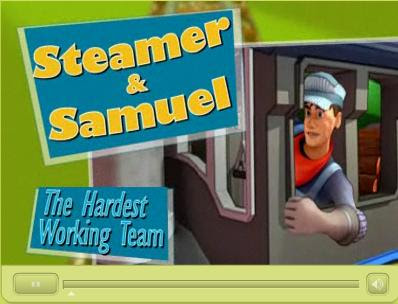 Steamer and Samuel - The Hardest Working Team - GeoTrax