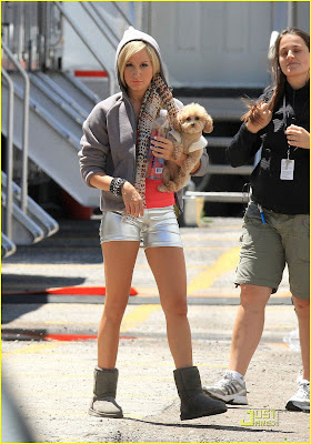 Ashley Tisdale,