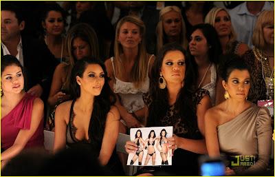 Selena Gomez, Kim Kardashian,